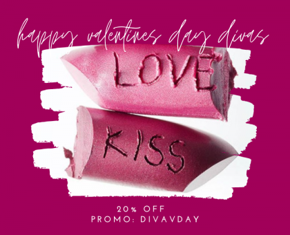 Valentines Day Discount 20% off!